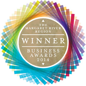 Margaret River - Winner - Business Awards 2014